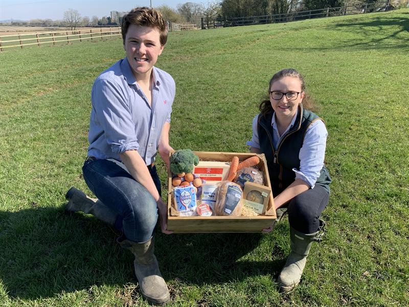 Pop up farm shop British Food Box_72905