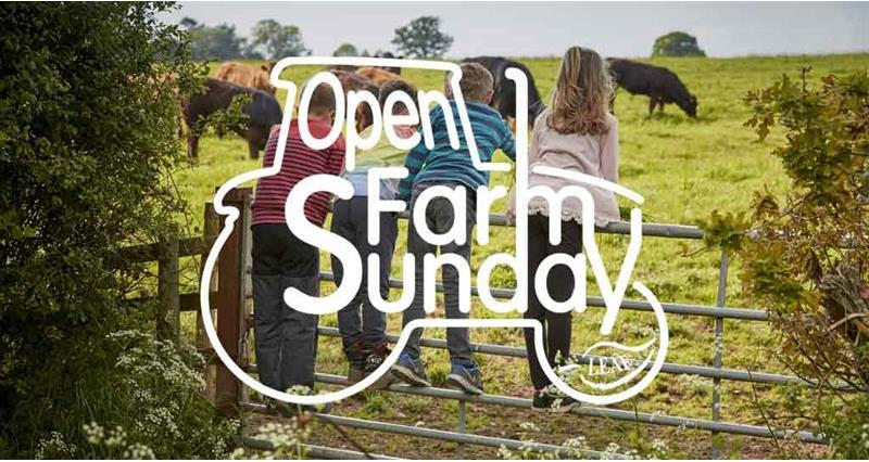 Open Farm Sunday goes online