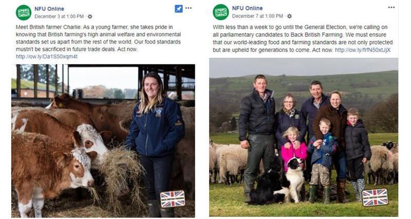 General Election 2019 Facebook screenshots_71170