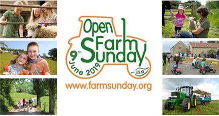 Order your free Open Farm Sunday 2019 resources