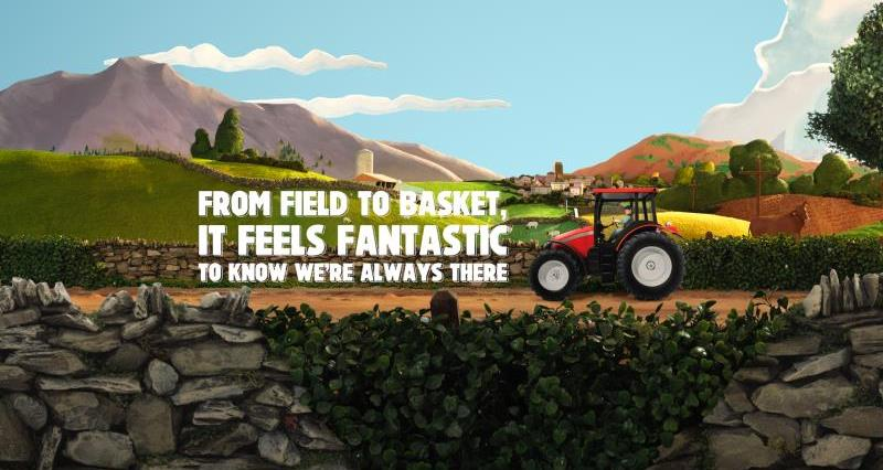 Red Tractor TV ad _57397