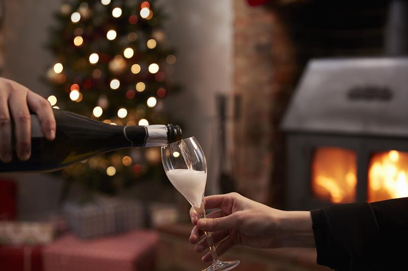 Sparkling wine, Christmas_58994