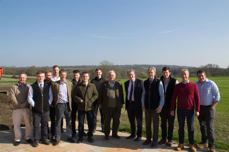 East Hampshire farmers with Damian Hinds MP_64189