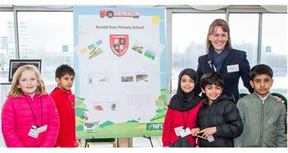 London school named Farmvention champion