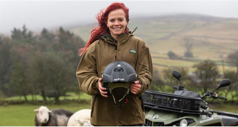 Hannah Jackson Spada helmet offer_71773