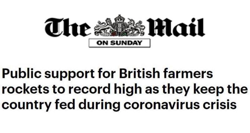 mail on sunday 19.7.20 farming favourability_74246