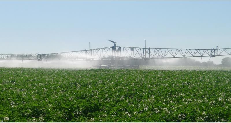 Cross compliance and irrigation
