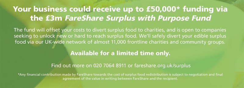 Fareshare Surplus with a Purpose_67654
