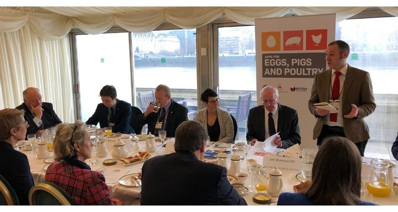 APPG for Eggs, Pigs and Poultry