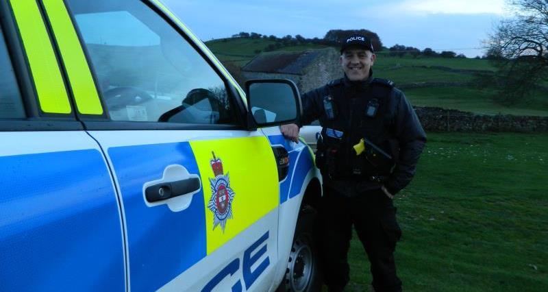 Police on farm_58367