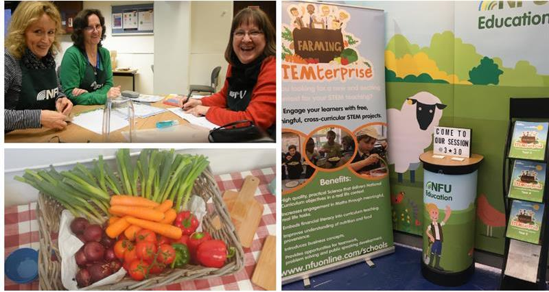 Introducing Farming STEMterprise: engaging cross-curricular STEM projects from the NFU