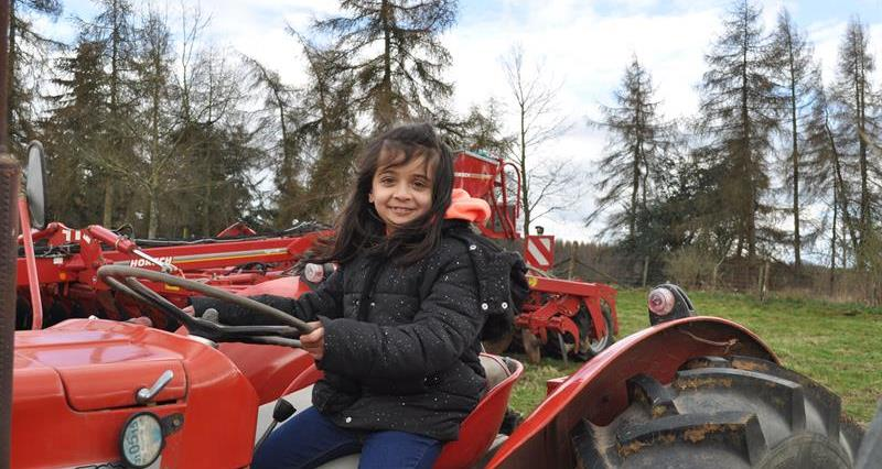 London pupil Afeefa wins Farmvention competition