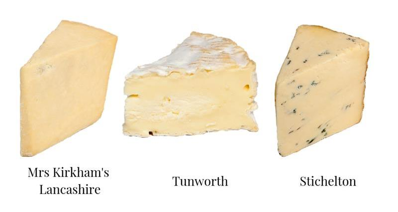 Three British cheeses you need to try