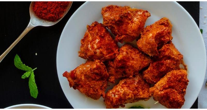 Tasty Chicken Tandoori Recipe Book_58697