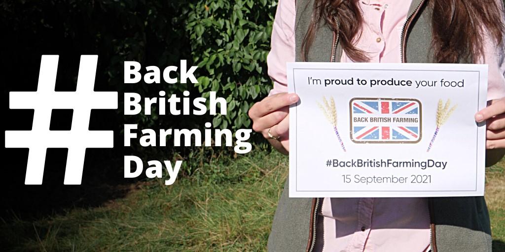 Free #BackBritishFarmingDay social media content