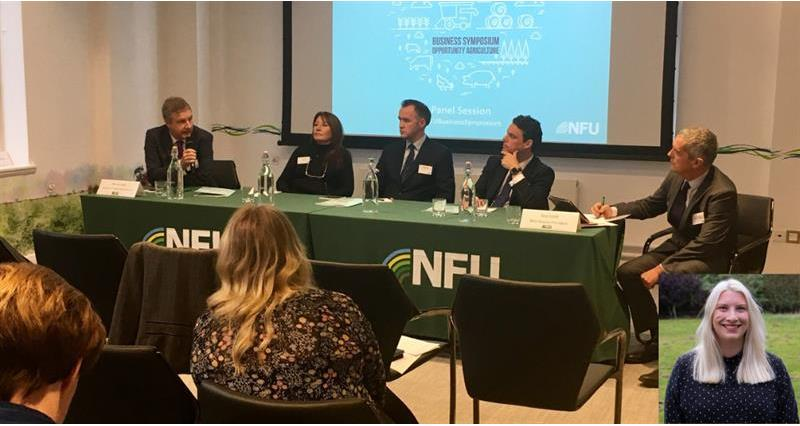 Staff insight into the NFU's second Business Symposium