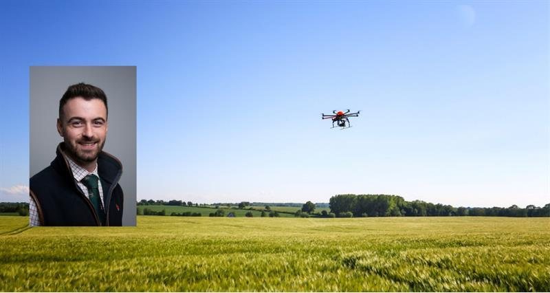 Airborne Agriculture Part 1: Drones in farming