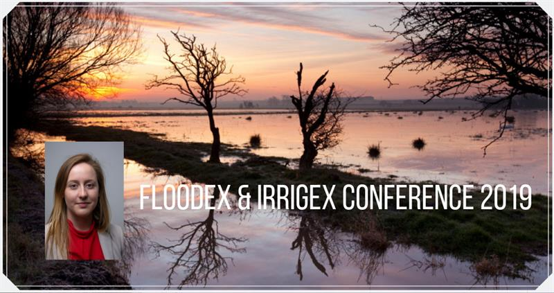 FloodEx and IrrigEx Conference M.Barnes Staff Insight_62746