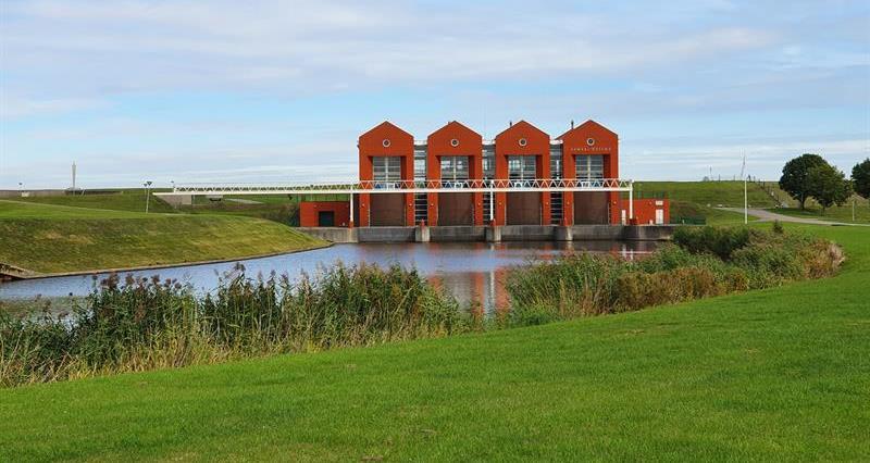 Dutch Pumping Station_71036