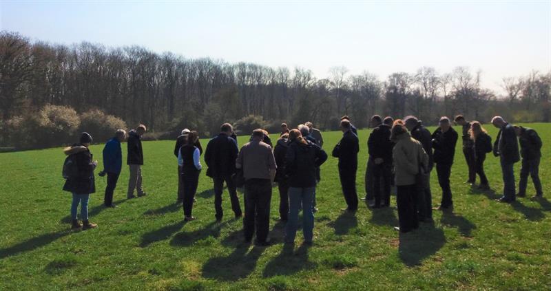 East region relaunch farm walk_63297