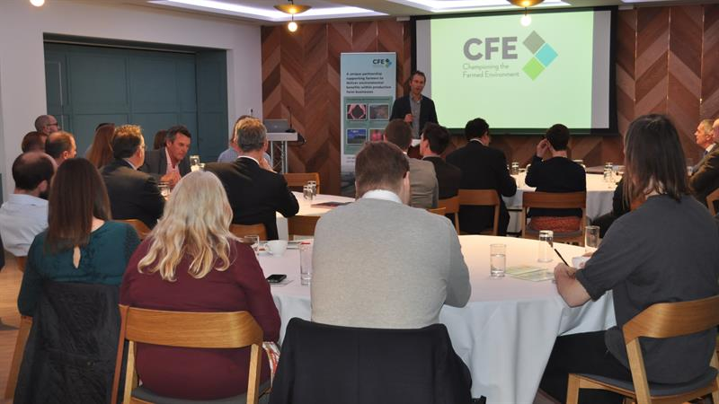 CFE relaunches at national stakeholder event