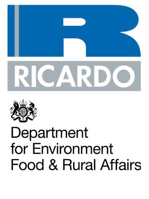 Ricardo Defra logo combo_75231