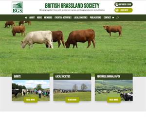 British Grassland Society website screenshot_75207