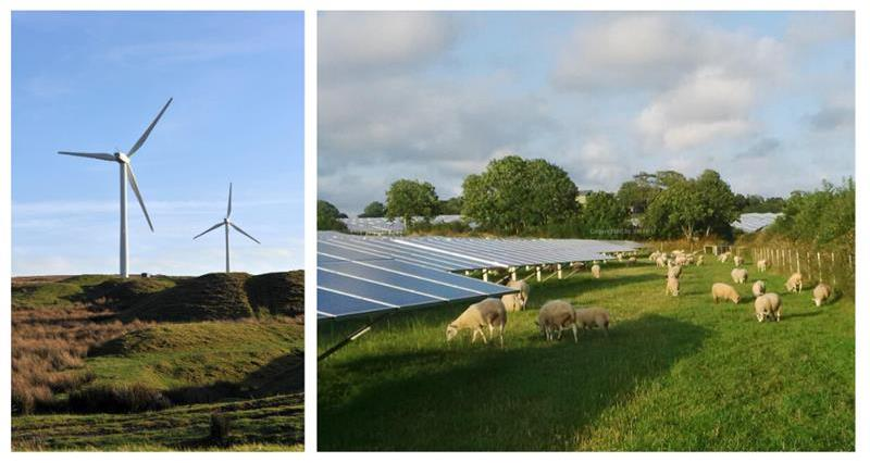 Renewable Energy on Farm