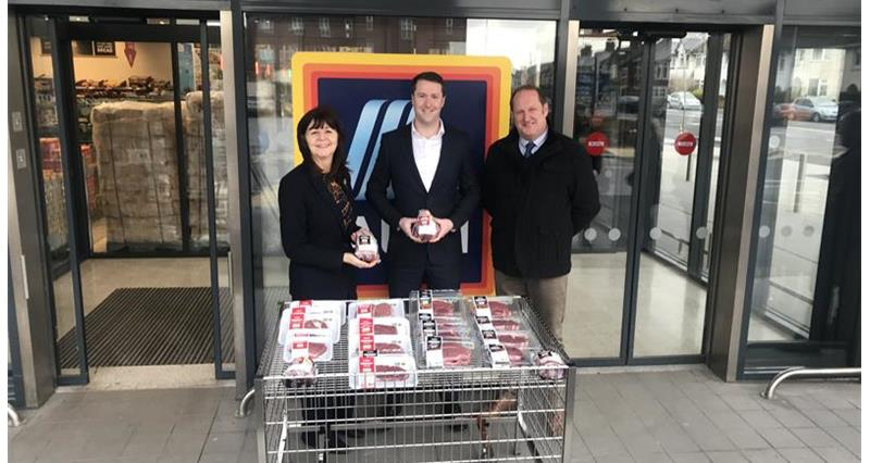 New range of PGI Welsh Beef launched at Aldi