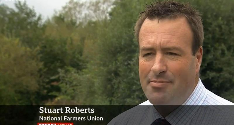 BBC News at One 9.10.19 zsl study Stuart Roberts interview_69491