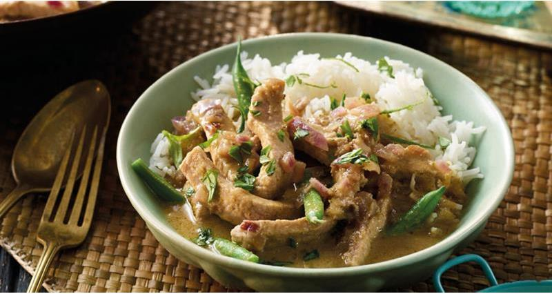 Thai Green Curry_70648