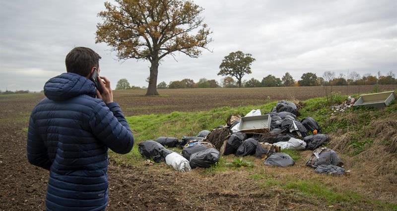 Coronavirus: The NFU's latest advice on fly-tipping