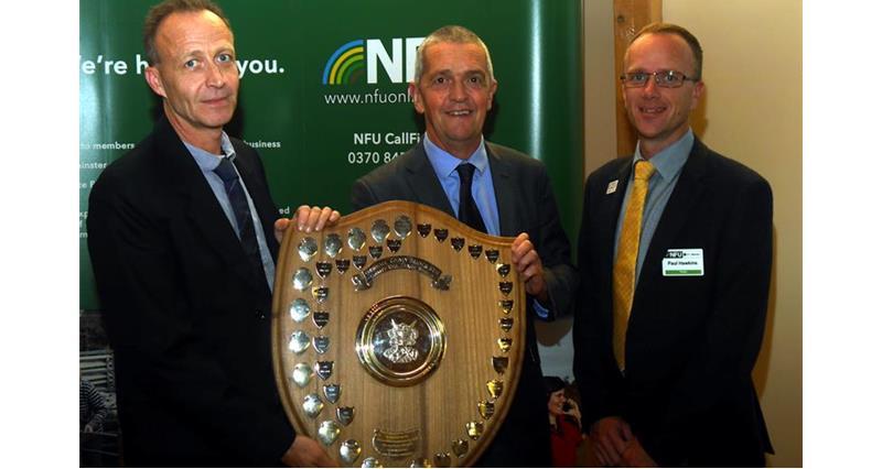 Cornwall group secretary award 2018_58845
