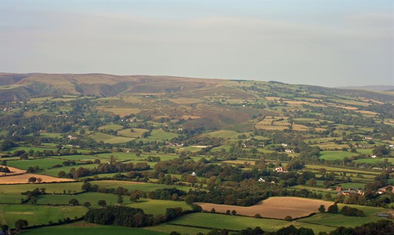 Shropshire farming The Lawley_61899