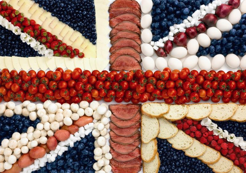 Food flag_30015
