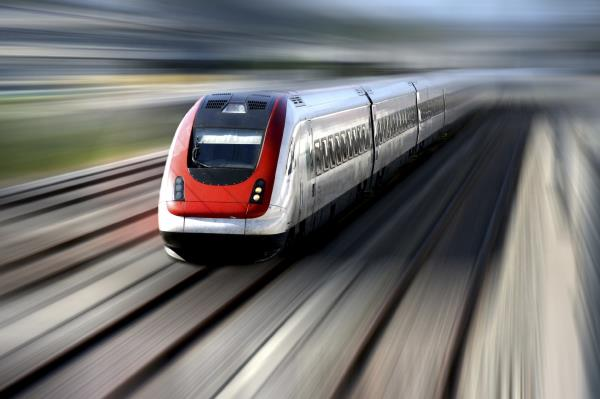 High speed train iStock_12952
