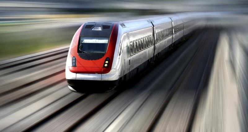 High speed train iStock_12952