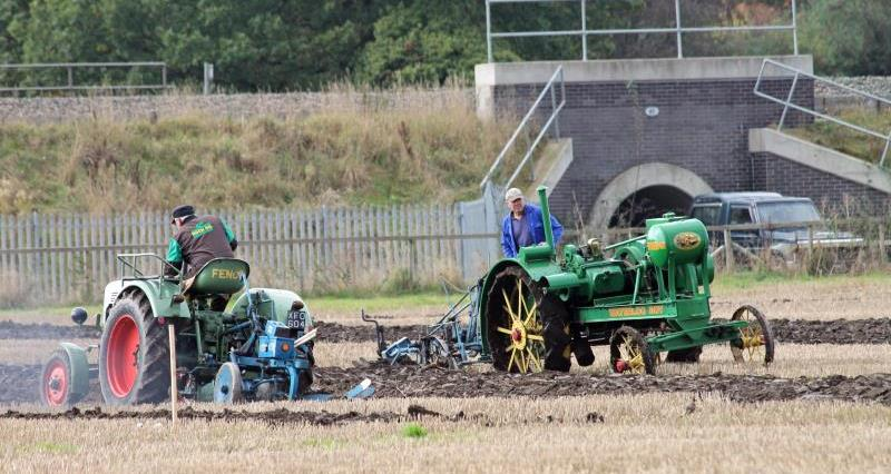 UK's first virtual ploughing match