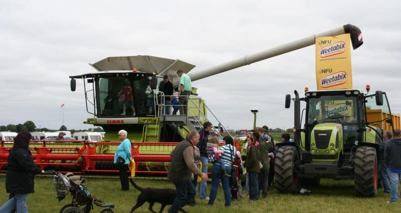 Open Farm Sunday at Park Farm Thorney_15792