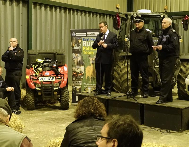 East Herts police barn meeting_58960