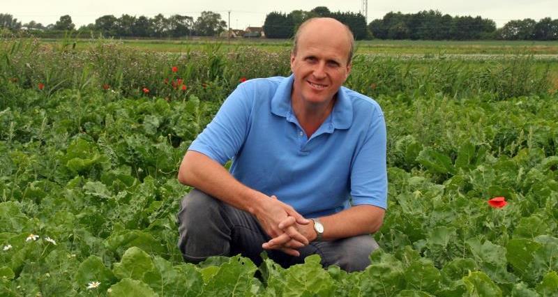 NFU Sugar chairman William Martin_9816