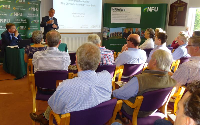 Brexit consultation meeting at Newmarket_36629