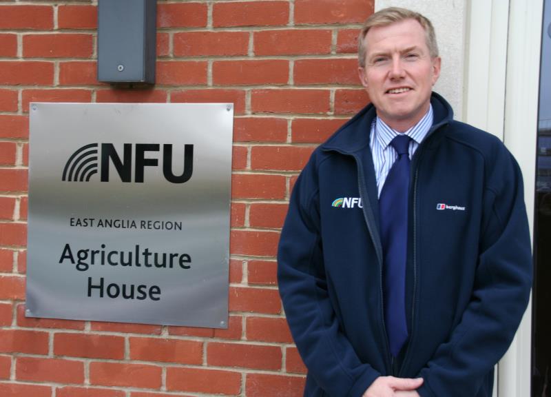 NFU Norfolk County Adviser John Newton_25120