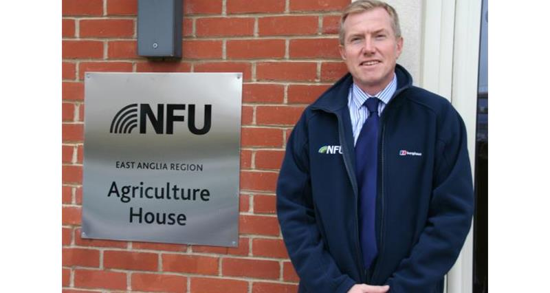 NFU Norfolk County Adviser John Newton_25120