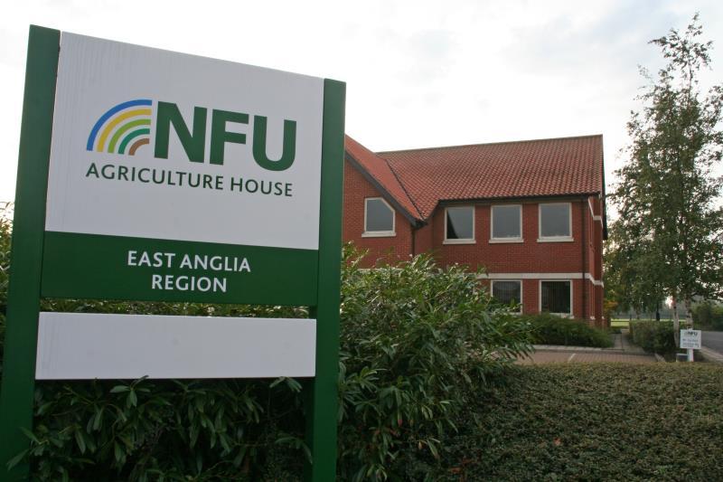 NFU East Anglia regional headquarters_9818