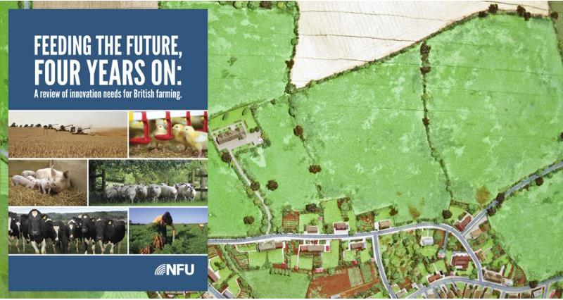 NFU17: Agri research vital for farming's future, says report