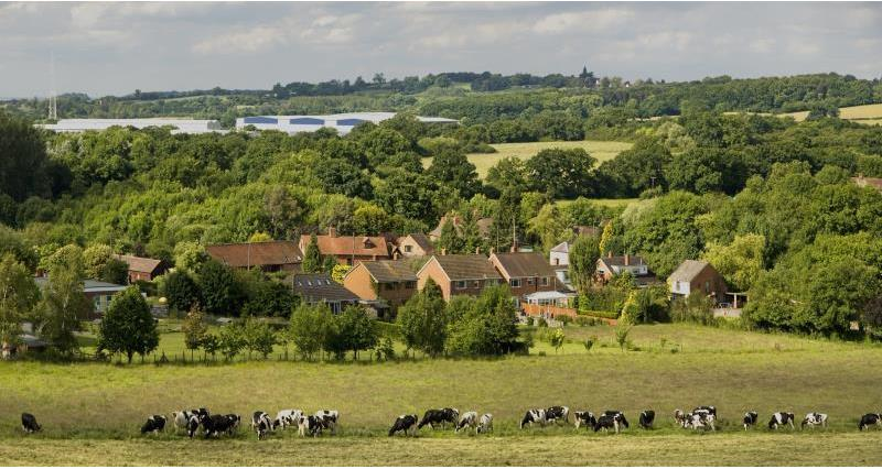 Planning to deliver farming homes and support rural business