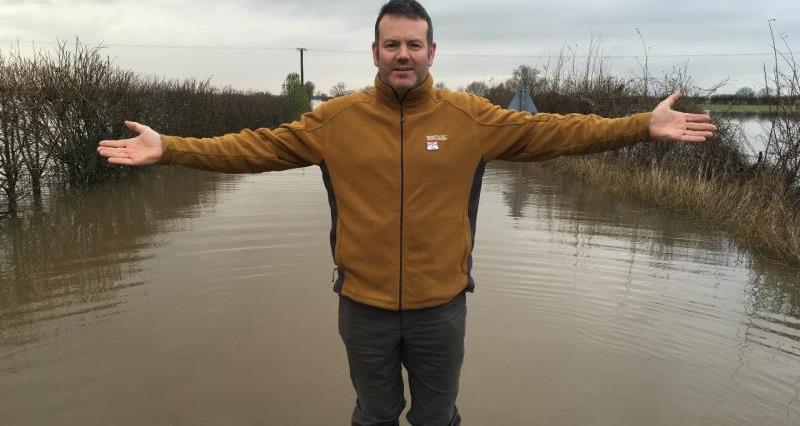 environment forum member richard bramley, flooding, january 2016, water, pic 2_32094