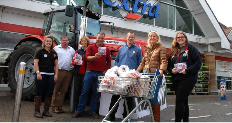 Your chance to tell shoppers about the Red Tractor