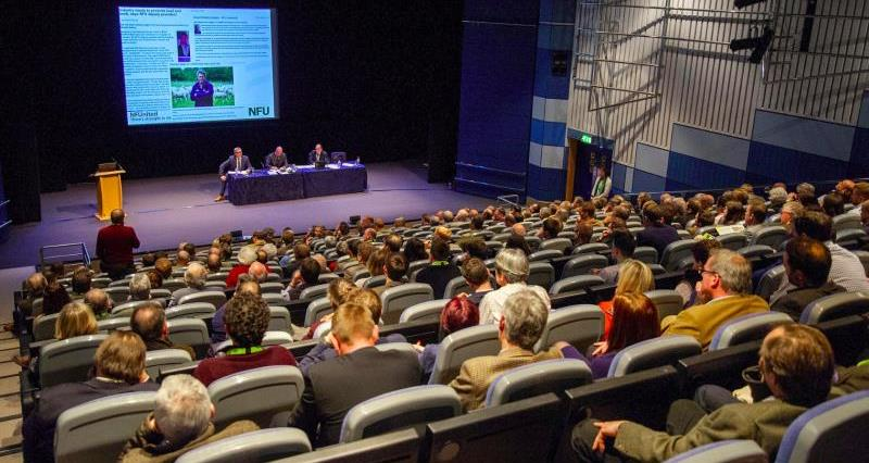 NFU16: The livestock session